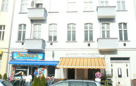 24 WE, Friedenstrasse, Berlin