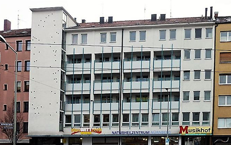 13 WE, Stressemannplatz, Nürnberg