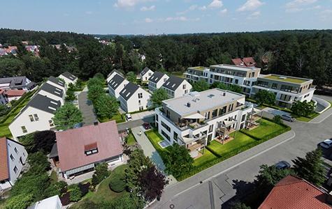 55 WE, Georg-Kraft-Strasse, Schwabach