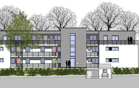 13 WE, Schwabacherstrasse, Zirndorf