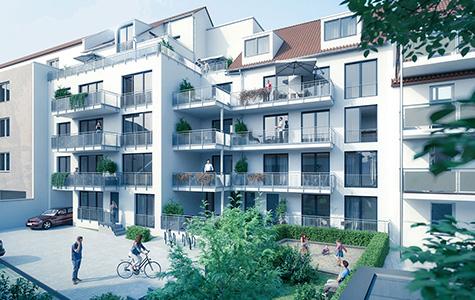 37 WE Muggenhofer Straße, Nürnberg