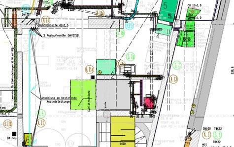 Erweiterung Backhaus Rischart, München