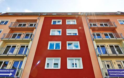 28 WE, Karlstrasse, Fürth