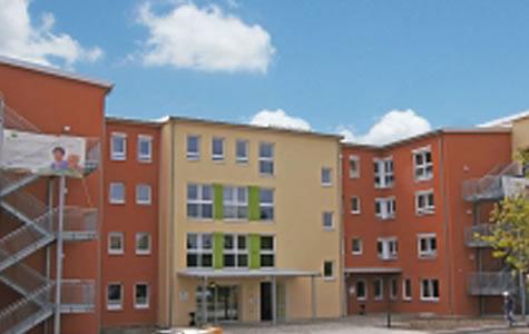 Altenpflegeheim, Gernlinden b. München