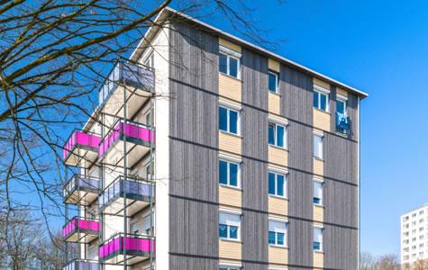 19 WE, Holzhaus I, Isarstrasse, Erlangen