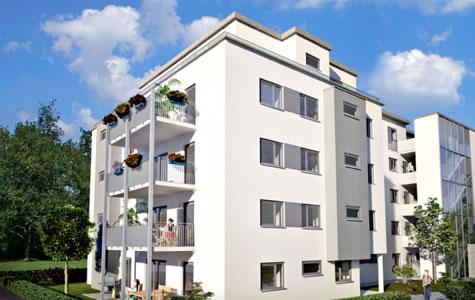 84 WE, Park Carree, Waldstraße, Fürth