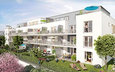 27 WE, Wohnanlage Max-Grundig Park Bauabschnitt A3, Fürth