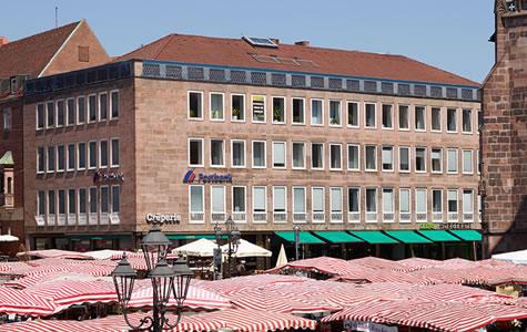 Hauptmarkt 16, Gewerbe 1000m² , Nürnberg